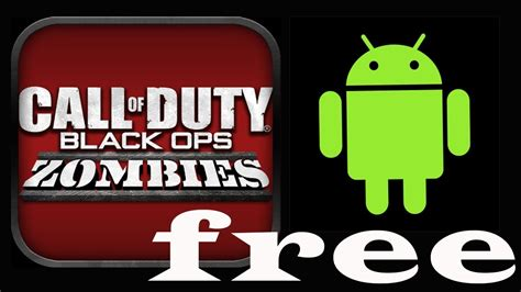 black ops zombies apk 4shared how to get call of duty black ops zombies for free on android