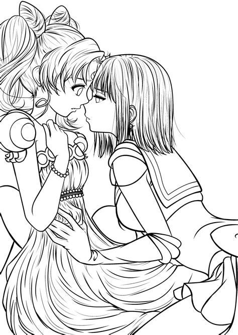 Princess Chibi Usa Saturn By Yureilia On Deviantart Anime Chibi Coloring Pages Princesses Printable