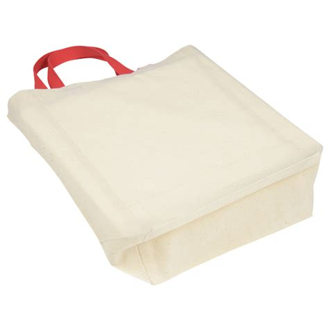 Cotton Grocery 4imprint cotton grocery tote 24 hr 133062 24hr