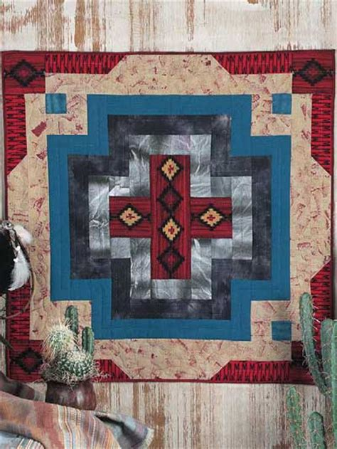 Navajo Quilt Patterns by Quilting Wall Quilts Navajo Blanket Free Quilt Pattern