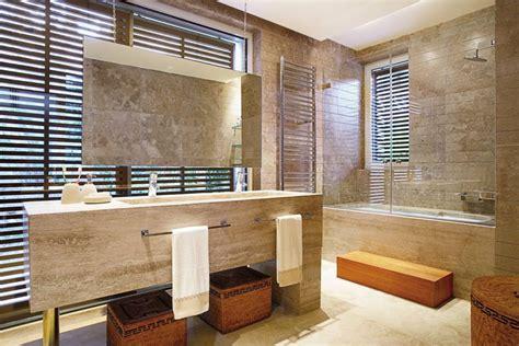 design and decoration contemporary bathroom by habif mimarlik architecture