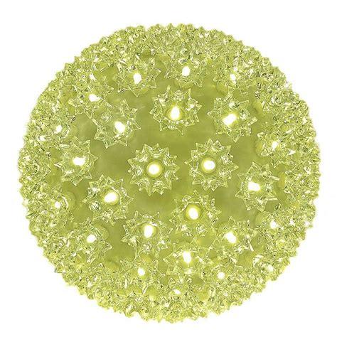 150 led warm white starlight sphere novelty lights inc