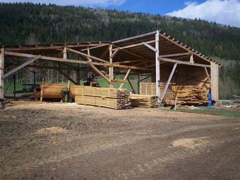 The Lumber Shed by Mistle Contracting