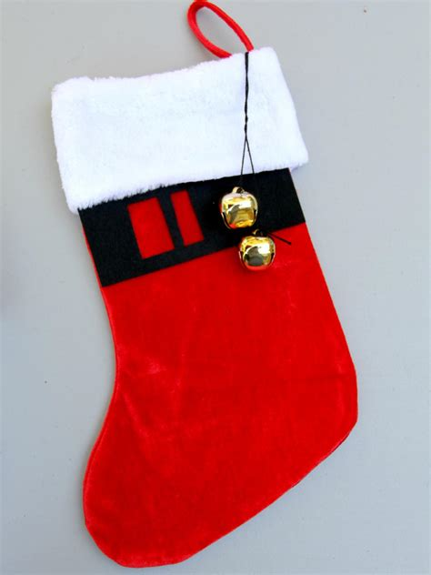 christmas stocking how to decorate a christmas stocking for kids how tos diy