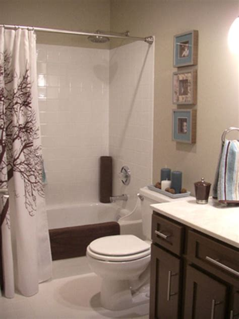 Chocolate Brown Bathroom Ideas by Brown And Blue Bathroom Decorating Ideas Information