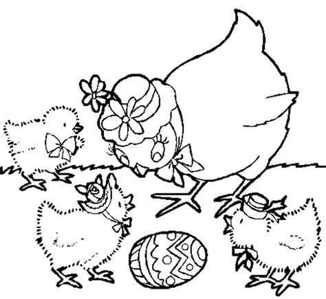 easter chicks coloring pages holiday coloring pages
