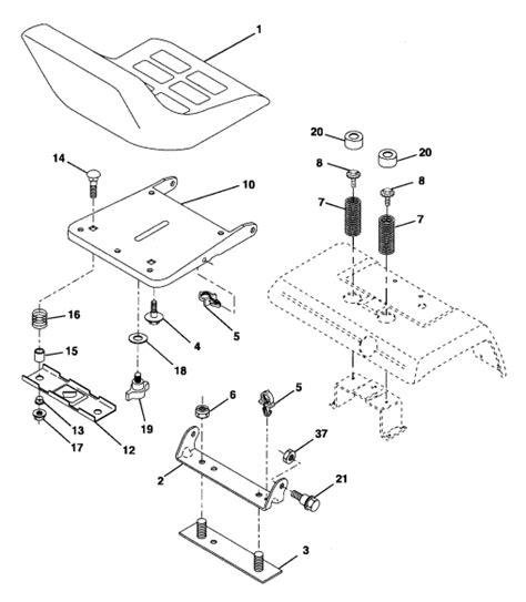 craftsman gt 5000 parts diagram craftsman gt5000 kohler engine craftsman free engine