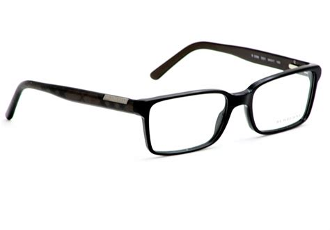 burberry eyeglasses b2086 black optical frame