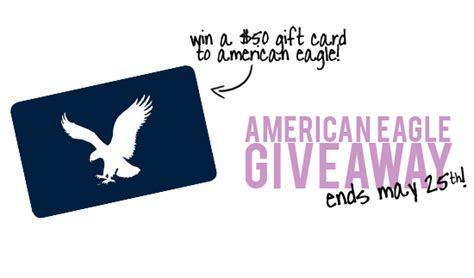 Ae Gift Card - ae gift card giveaway ends may 25th alicia tenise