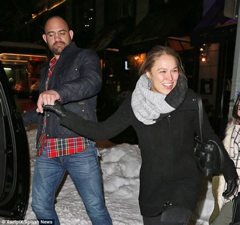 ronda rousey s fiance travis browne s wife reminds the