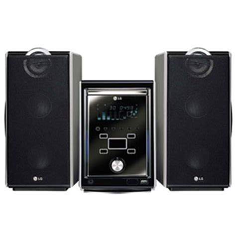 lg lfu850 cd bookshelf audio system compact am fm