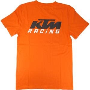 Kaos T Shirt Ktm Racing New Kj jual kaos ktm racing orange merch