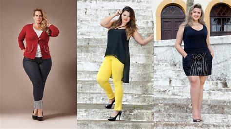 moda para mujeres de 40 2016 toda la ropa para gorditas semigorditas 2016 youtube