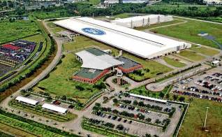 Ford Production Plants Leopaul S 30 March 2014