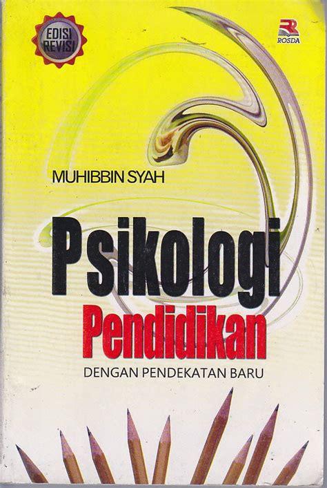 resensi buku psikologi pendidikan