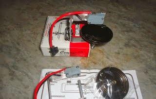 Thermostat Kapsul Untuk Mesin Penetas Telur jual thermostat untuk pembuatan mesin penetas telur