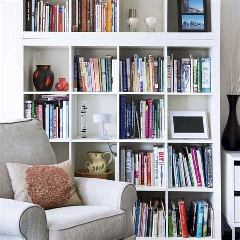 Living Room Shelves by Living Room Storage Shelving Ideas Image Housetohome