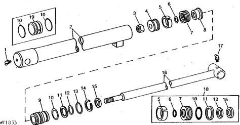 hydraulic cylinder diagram rebuild hydraulic cylinders diagram rebuild free engine