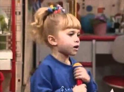 full house michelle died full house michelle tanner season 5 youtube