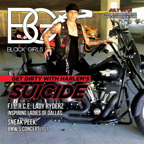 bgr july  issue black girls ride magazine motorcycles accessories biker fashion