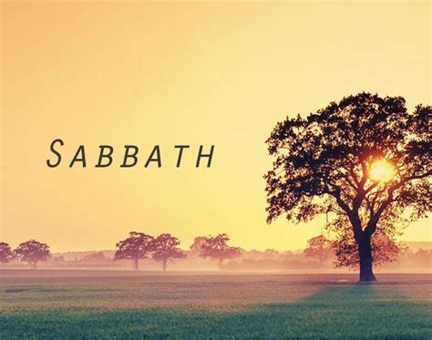 which day is sabbath true jesus church sg