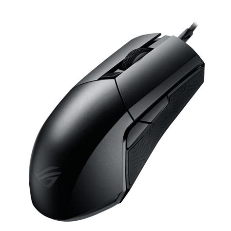Mouse Usb Asus asus rog pugio optical usb gaming mouse 90mp ocuk