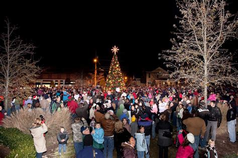 Events In Clayton Tree Lighting
