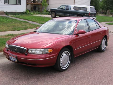 1998 buick century information and photos zombiedrive