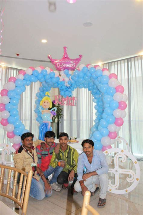birthday decorations at home photos birthday party balloon decoration ahmedabad gujarat