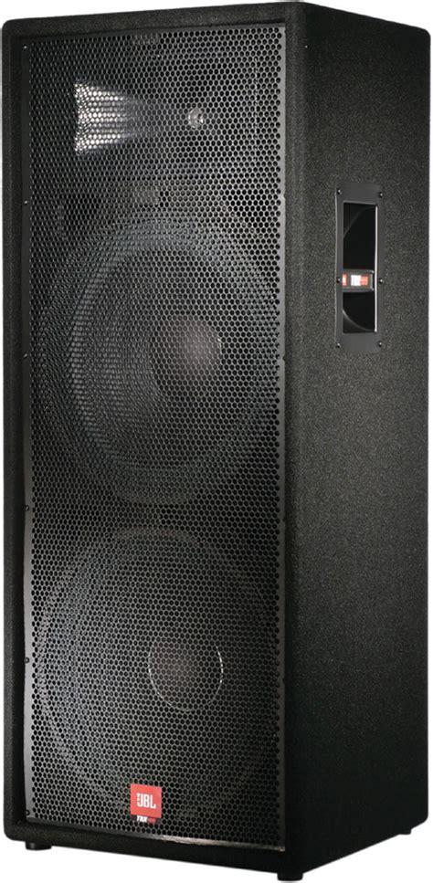 Speaker Jbl Jrx 125 jbl jrx125 dual passive speakers jrx 125 pair