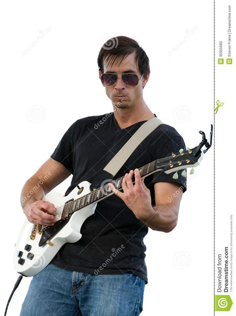 who is the guitar playing guy in the eliquis commercials man playing guitar stock photos image 35955683