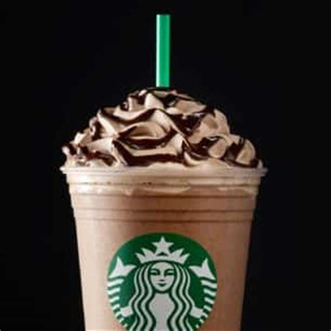 Molten Chocolate Frappuccino® Blended Beverage   Starbucks Coffee Company