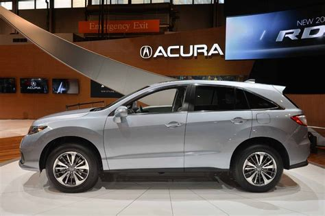 Acura Rdx 2018 Redesign by 2018 Rdx Release Date And Traveler Golf Swings Could