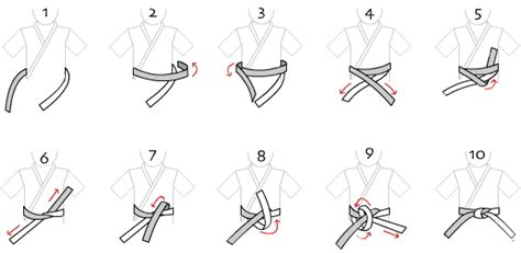 how to tie a taekwondo belt choice image how to guide