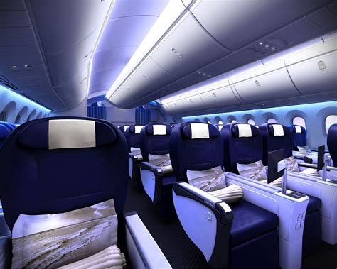 Dreamliner Premium Cabin the premium club thomson dreamliner aviation