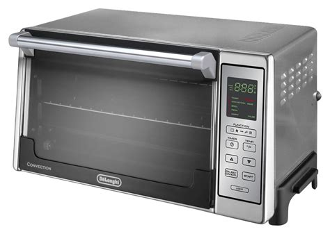 Toaster Oven Manual Delonghi Convection Toaster Pizza Oven Silver Do2058