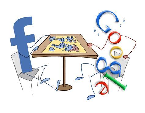 google wallpaper cartoon long term investors should prefer facebook to google
