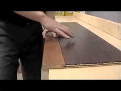 BuildDirect wood floor stairnose moldings   YouTube