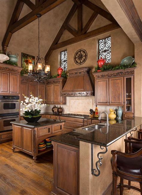 tuscan kitchen islands 17 best ideas about tuscan kitchens on
