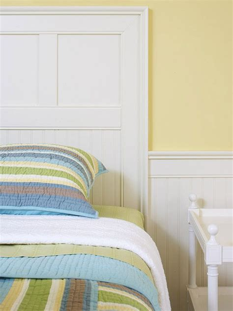 wall headboard ideas 26 best images about wainscoting exles on