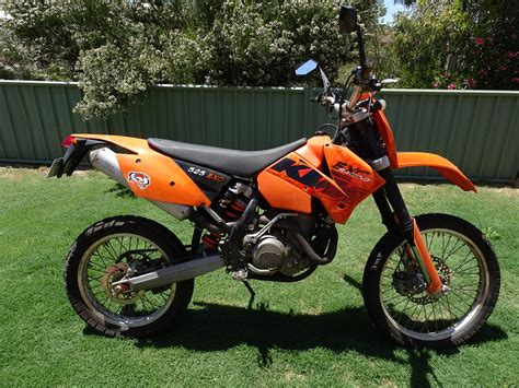 Ktm Learner Approved 100 Ktm Motorcycle Exc 200 Exc Tblazier U0027s 2005
