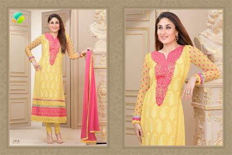 2007 Fashion Trends Nersels Designer Trendy Gold Jewelry by Kareena Kapoor Designer Collection 2014 Xcitefun Net