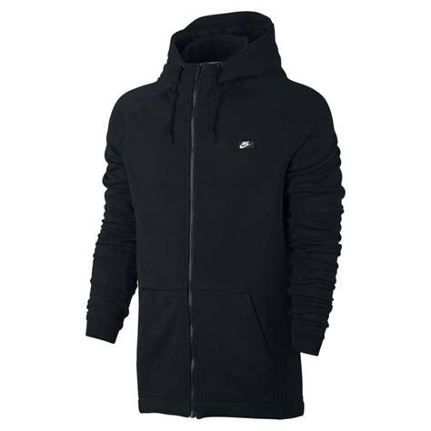 Hoodie Zipper Sweater Logo Nike nike veste nike sportswear modern hoodie homme noir