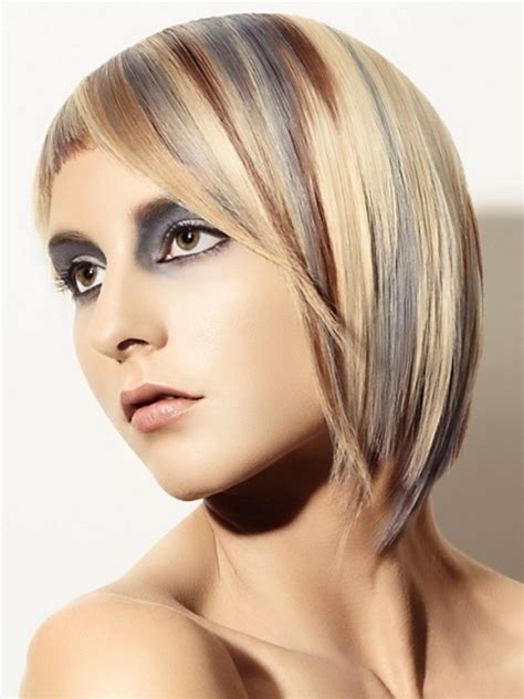 blonde highlight trends 2013 colored hair highlights ideas