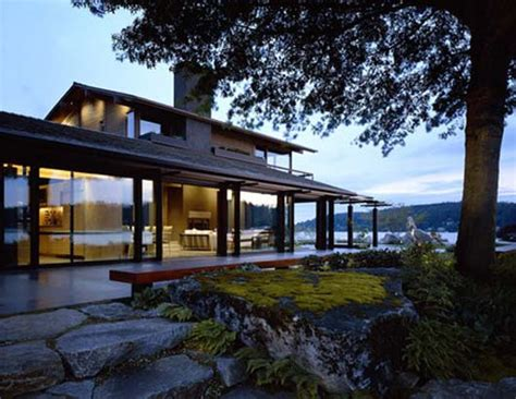 Modern Lake House Plans by Modern Lake House Designs Modern Lake House Design With