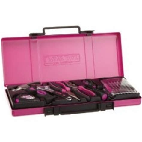 Not So Pink Tool Kit by Top Pink Tool Kit Sets