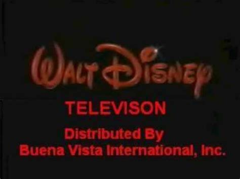 1986 walt disney home video logo aka youtube walt disney home video 1986 logo as walt disney televison
