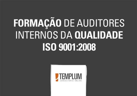 auditor interno iso 9001 forma 231 227 o de auditor interno iso 9001