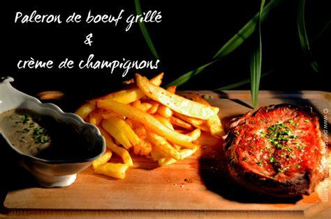 Paleron à Griller by Paleron De Boeuf Grill 233 Cr 232 Me De Chignons Petits