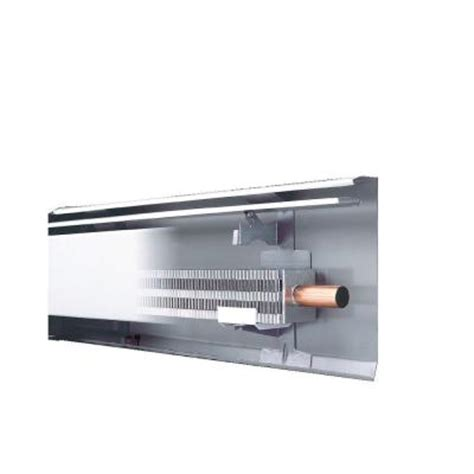 Slimline Hydronic Baseboard Heaters Line 30 2 Ft Hydronic Baseboard Fully Assembled
